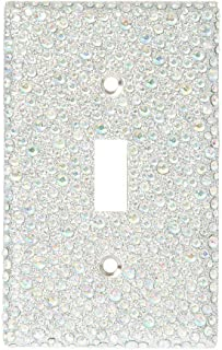 Claire's Girl's Bling Light Switch Plate