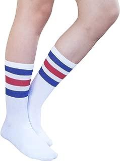 Super Cute Womens Teens Ankle Socks Girls Socks Mid-Calf Striped Socks Stylish Socks