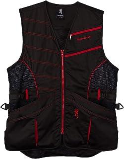 Vest Ace Shooting Black/Red