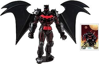 McFarlane Toys DC Multiverse Batman: Hellbat Suit Action Figure, Multicolored
