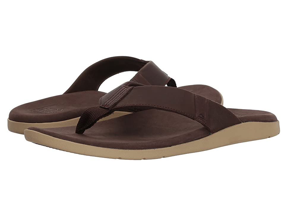 Reef Cushion J-Bay (Dark Brown) Men