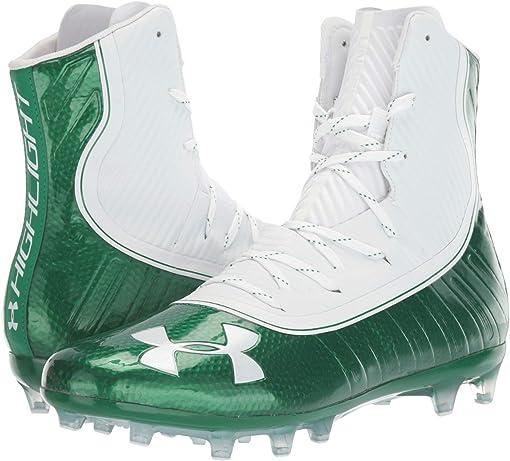Classic Green/White