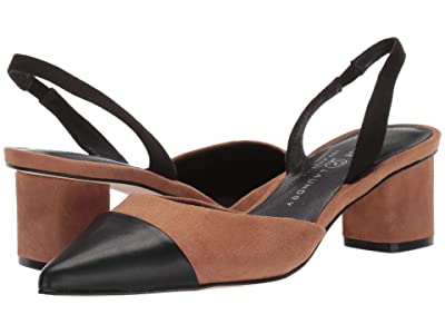 Chinese Laundry Cabella (Black/Toast Fine Suede) Women