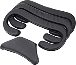 KIWI design VR Face Cover Replacement for HTC Vive Pro Headset Cover Foam Cushion 12mm/10mm/6mm with Cleaning Kit