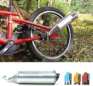 R/âtelier pour 3 v/élos m/étal laqu/é support de rangement m/étal pneu de 35 /à 60mm range-v/élos support rangement v/élo VTT enfants BMX