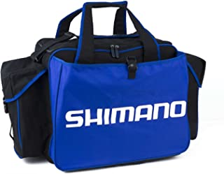 Shimano  Shimano All-Round Shimano shallr01 Allround Hard DL Deluxe Carryall Fishing Bag - Multicolor, One size
