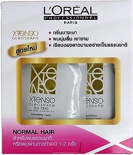 L'Oreal x-tenso Hair Straightener Kit (Natural Hair) by L'Oreal Paris