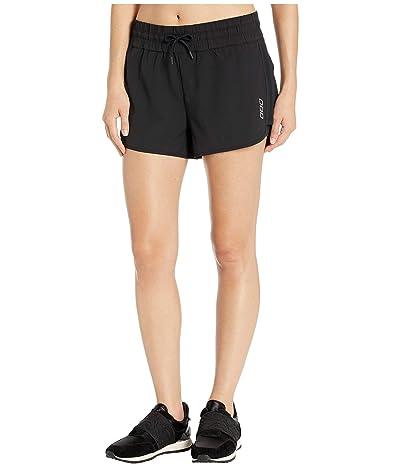 Lorna Jane Triple Play Run Shorts (Black) Women