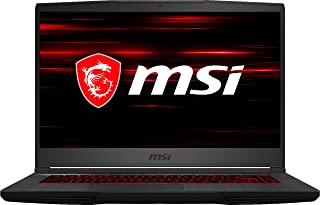 "2020 Latest MSI GF65 Thin 10SDR Gaming Laptop 15.6"" FHD 144Hz Display Core I7-10750H upto 5.0GHz 16GB 1TB NVMe SSD NIVDIA ..."