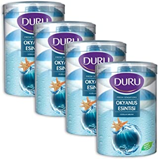 Duru Fresh Sensations Okyanus Esintisi 16 Adet Güzellik Sabunu 4x440gr