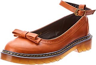 Smilun Lady¡¯s Ballet Flats Round Toe Ankle Strap Bowknot