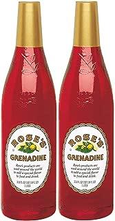 rose's grenadine drinks