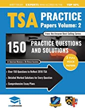 TSA Practice Papers Volume Two: 3 Full Mock Papers, 300 Questions in the style of the TSA, Detailed Worked Solutions for Every Question, Thinking Skills Assessment, Oxford UniAdmissions (Volume 2)