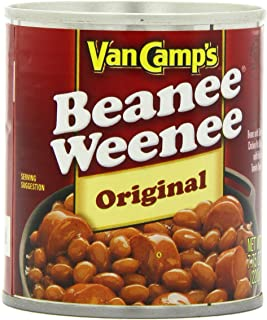 beanie weenies by the case