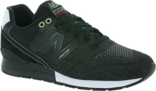 New Balance 996 Re-Engineerot Herren Turnschuhe Schwarz