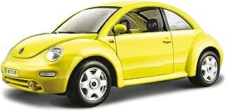 Bburago Burago Volkswagen New Beetle 124 - 3 Years And Above, Assorted Colors