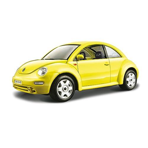 Bburago 18-22029, Volkswagen New Beetle, Colores Surtidos