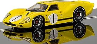 Scalextric C3859 Ford GT40 MKIV 1967 Sebring Winner Slot Car