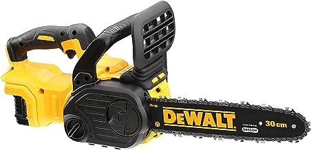 DEWALT DCM565N Cordless XR Brushless Chain Saw, 18 V, Yellow, 30 cm