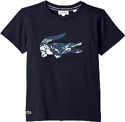 Short Sleeve Mountain Croc Tee Shirt (Toddler/Little Kids/Big Kids)