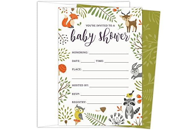 Best Baby Advice Cards For Shower Amazoncom