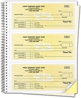duplicate carbon receipt