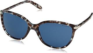 29802c70cc Ralph Lauren RALPH BY Ra5160 Gafas de Sol, Blue Tortoise, 57 para Mujer