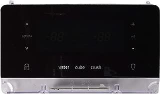 Frigidaire 242058230 Refrigerator user interface