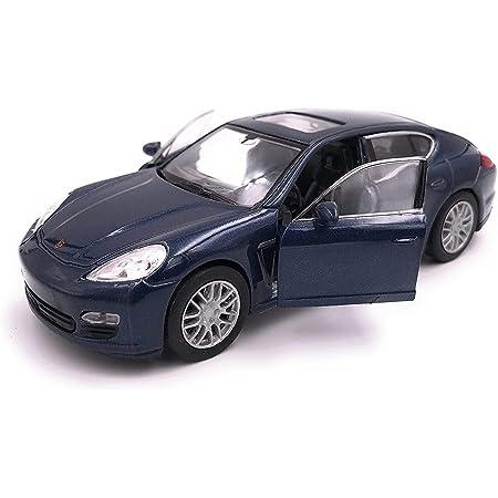 H Customs Porsche Panamera S Modellauto Auto Lizenzprodukt 1 34 1 39 Blau Auto