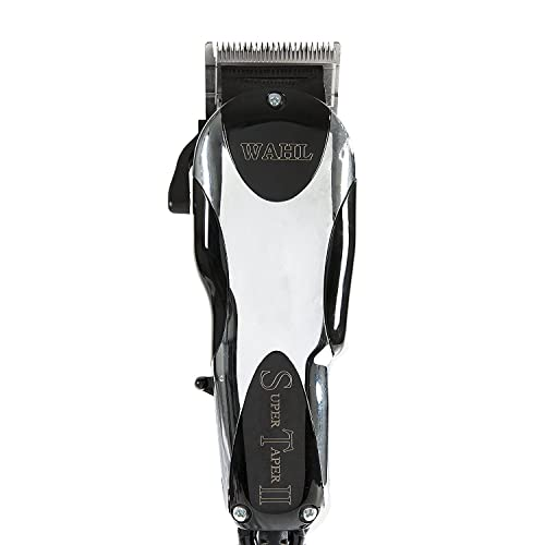 Wahl Professional Super Taper II Hair Clipper #8470-500 – Ultra-Powerful Full