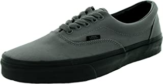 Vans Era Women's Fashion Shoes Gargoyle Grey/Black Sneakers