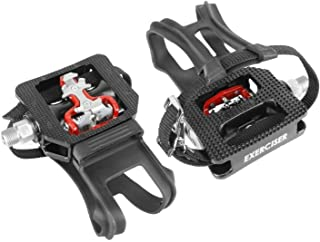 Wellgo WPD-E003 Shimano SPD Compatible Spin Bike Pedals
