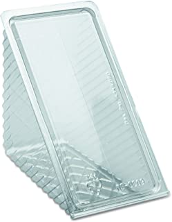 Best hinged sandwich wedge container Reviews