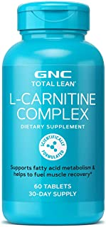 GNC Total Lean L-Carnitine Complex, 16 fl. oz, Supports Muscle Recovery