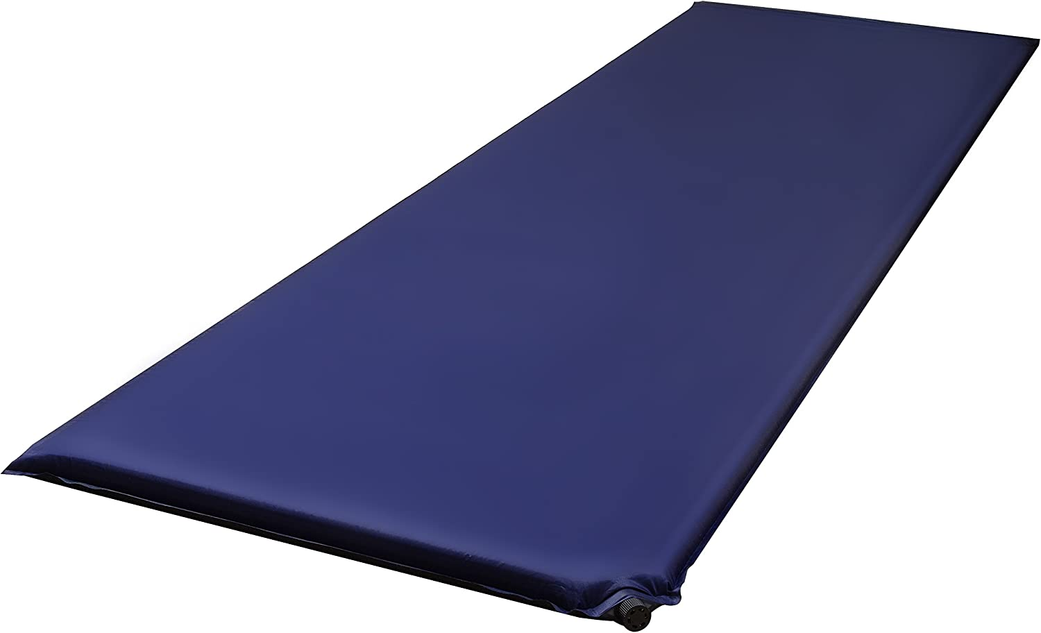 BalanceFrom Lightweight SelfInflating Sleeping Air Pad Carrying Bag & Strap, Navy