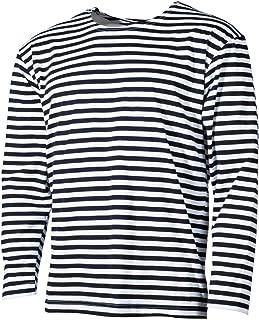 MFH Russian Navy Shirt Long Sleeve Summer
