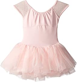 Daisy Mesh Tutu Dress (Toddler/Little Kids/Big Kids)