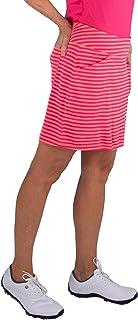Jofit Apparel Women's Athletic Clothing Long Mina Skort for Golf & Tennis