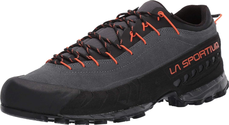 La Sportiva Tx4 Blue//Papaya Low Rise Hiking Boots
