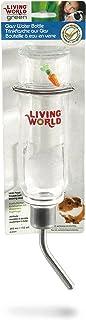 Living World Green Butelka na wodę, dla gryzoni, 355 ml