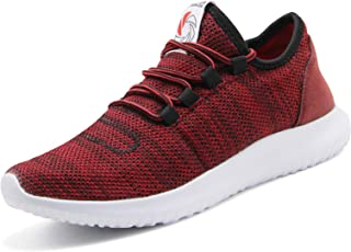 Men's Sneakers Fashion Lightweight Running Shoes Slip-On Casual Shoes for Walking