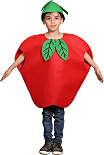 Kids Fruits Vegetables and Nature Costumes Suits Outfits Fancy Dress Party Boys and Girls