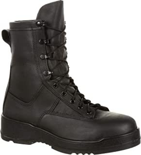Entry Level Hot Weather Steel Toe Military Boot