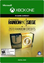 rainbow 6 r6 credits