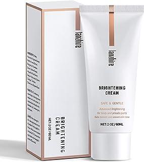Lanzhire Dark Spot Cream, Underarm Cream Natural Body Cream,Instant Result,Armpit Crotch,Knees,Elbows,Private Areas & Dark...