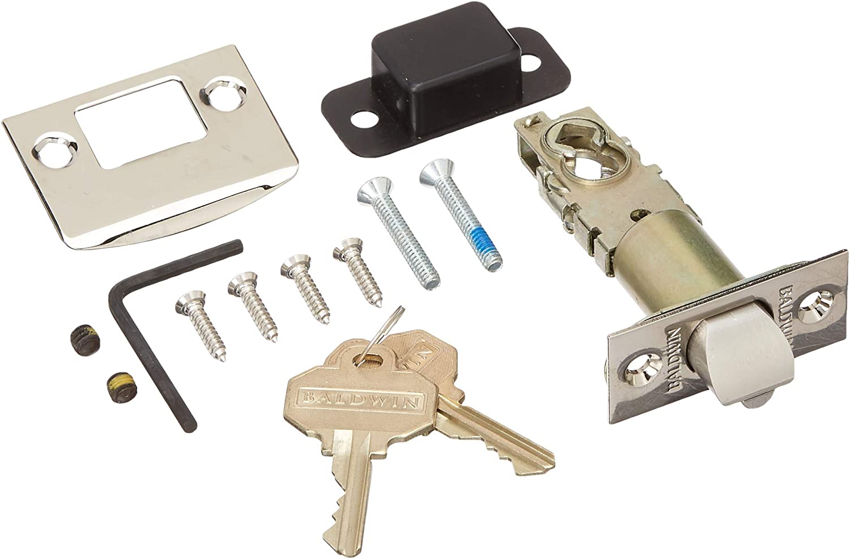 Baldwin Hardware 5205.056.ENTR Knob Set 5205056ENTR