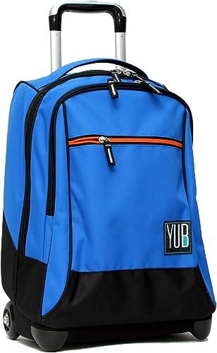 cómodo Big Trolley Royal azul azul azul monovariante yub Seven  ahorre 60% de descuento