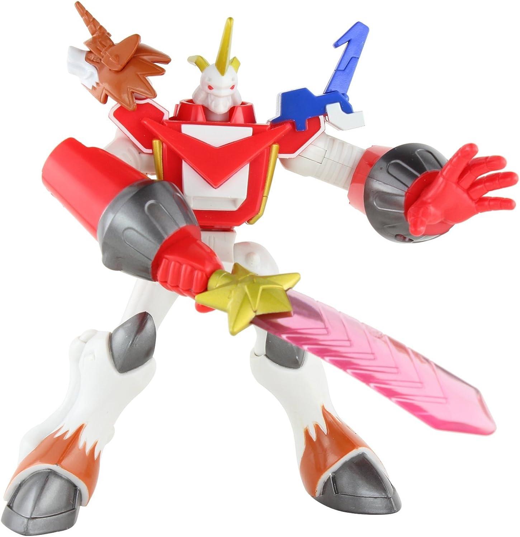 Digimon Fusion Shoutmon X4 Action Figure by Digimon Fusion