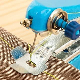 NszzJixo9 Portable Sewing Machine - Portable Needlework Cordless Mini Hand-Held Clothes Fabrics Sewing Machine for Fabric, Clothing, Kids Cloth Home Quick Stitch Tool