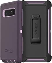 OtterBox Defender Series Case for Samsung Galaxy Note 8 (ONLY) Non-Retail Packaging - Purple Nebula